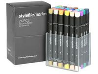 STYLEFILE MARKERSET 24MB 24-DELIG MAIN B