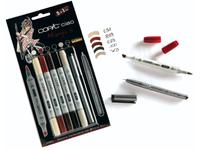 COPIC CIAO SET 5+1 (MULTILINER) MANGA 5