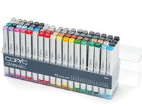 COPIC MARKERSET 72-DELIG AD SET II