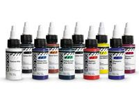 GOLDEN HIGH FLOW ACRYLICSSET 10 X 30 ML ASSORTIE (953)