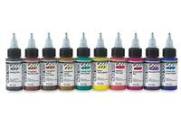 GOLDEN HIGH FLOW ACRYLICSSET 10 X 30 ML TRANSPARENT (954)