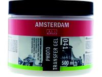 TALENS AMSTERDAM PHOTO TRANSFER GEL 500ML