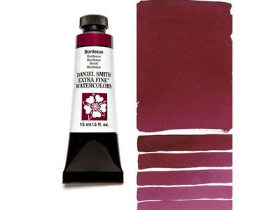 DANIEL SMITH S2 WATERCOLOUR 15ML 008 BORDEAUX 2