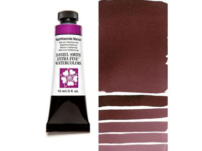 DANIEL SMITH S1 WATERCOLOUR 15ML 059 NAPHTHAMIDE MAROON 2