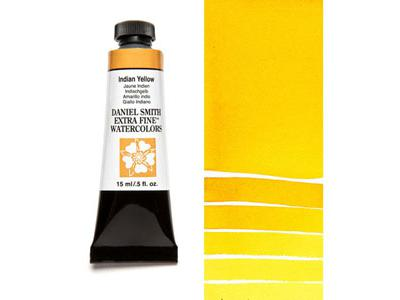 DANIEL SMITH S3 WATERCOLOUR 15ML 045 INDIAN YELLOW 2