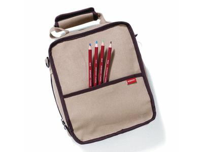 DERWENT CARRY-ALL CANVAS - LEEG VOOR 132 POTLODEN EN ASS. 2