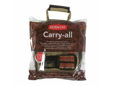 DERWENT CARRY-ALL CANVAS - LEEG VOOR 132 POTLODEN EN ASS. 3